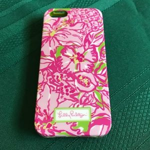 🆕 Lily Pulitzer iPhone 5s/5 case